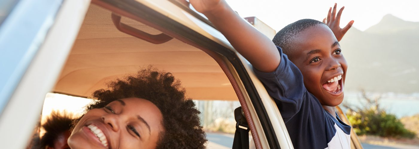 How to Enjoy (and Not Just Survive) a Family Road Trip